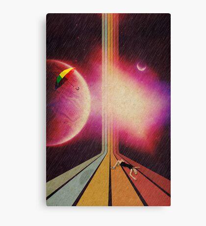 Retro Collection  --  Lost Canvas Print