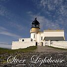 Stoer Lighthouse by Alexander Mcrobbie-Munro