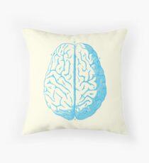 Anatomical Brain Throw Pillow