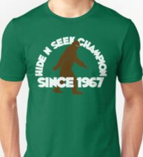 1967 Hide N Seek Champion T-Shirt