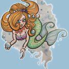 Mermaid Bubbles by Simplastic