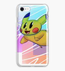 Springing Pikachu iPhone Case/Skin