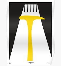 The Shawshank Redemption Minimal Film Poster Poster