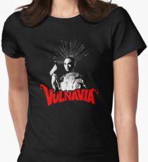Vulnavia Womens Fitted T-Shirt