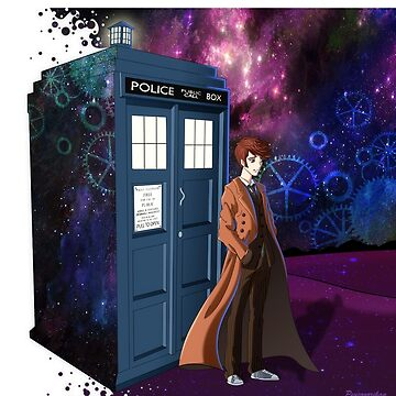 Tenth Doctor by psyconorikan