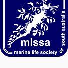 Marine Life Society of South Australia Logo Sticker by MarineLifeSA