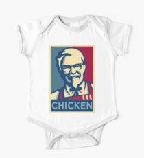 Body de manga corta KFC Hope