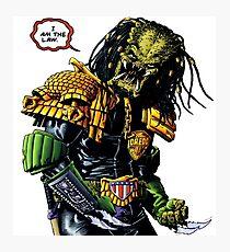 Predator's Law  Photographic Print