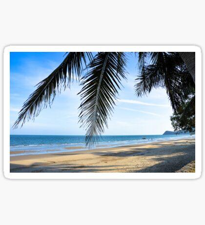 Beach life Sticker