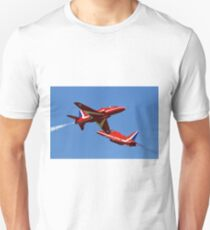 The RAF Red Arrows Aerobatic Team T-Shirt