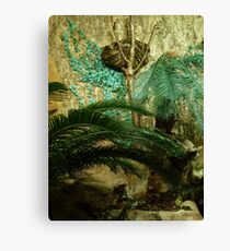 Let's Play A Game Of Finding That Snake Canvas Print