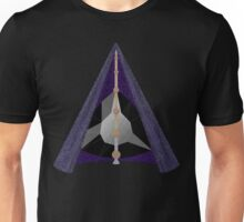 Materialized Deathly Hallows  Unisex T-Shirt