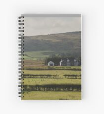 Fields of Londonderry Spiral Notebook