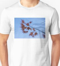 Abstract Impressions of Fall - Autumn Wind Melody Unisex T-Shirt