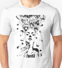 Florist - Fineliner Illustration T-Shirt