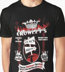 Crowley's Deals Agency Graphic T-Shirt
