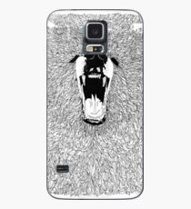 Grizzly - Fineliner Illustration Case/Skin for Samsung Galaxy