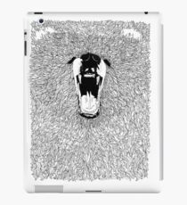 Grizzly - Fineliner Illustration iPad Case/Skin