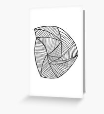Cocoon Greeting Card