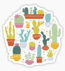 Cactuses  Sticker