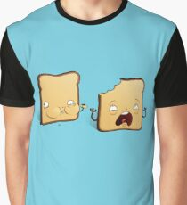 Cannibal Toast Graphic T-Shirt