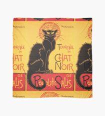 Le Chat Noir Vintage Poster Scarf