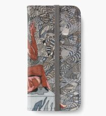 Camille iPhone Wallet/Case/Skin