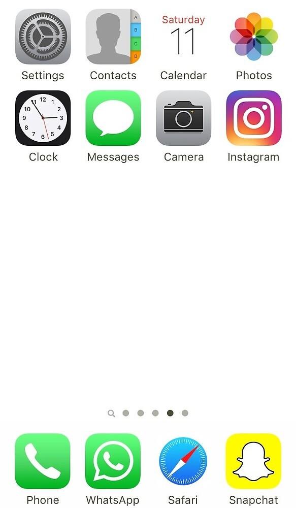 App icons by Zoiv