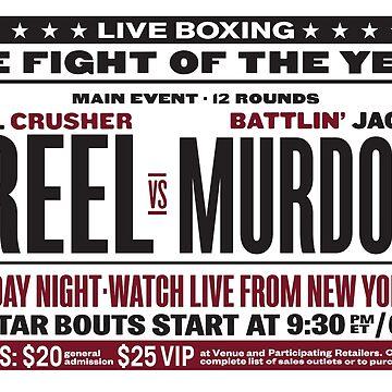 Creel vs Murdock by macstrat