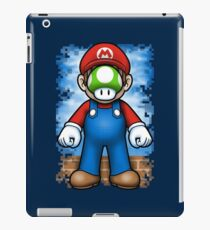 Plumber of Man iPad Case/Skin