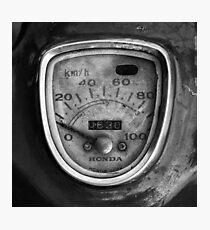 Honda #2 Photographic Print