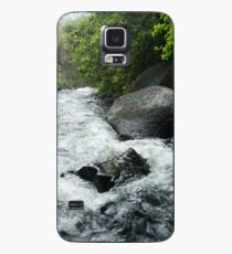 Edge of a Waterfall Case/Skin for Samsung Galaxy