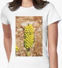 Dragon Lily seed head, Halki T-Shirt