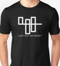 The Four Horseman (Now You See Me 2) Unisex T-Shirt
