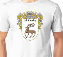 McCarthy Coat of Arms/Family Crest Unisex T-Shirt