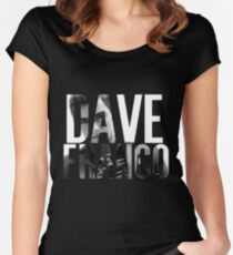 Dave Franco Women's Fitted Scoop T-Shirt