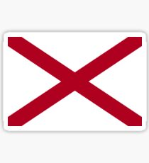 Alabama Flag Sticker