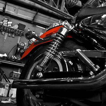 Red Bike by macstrat