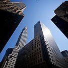 New York, New York by Natalie Broome