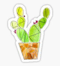Cactus Sticker Sticker