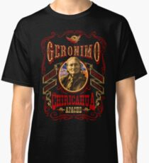 Apache Geronimo Native American T-Shirt Classic T-Shirt