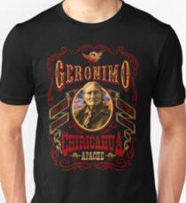 Apache Geronimo Native American T-Shirt Unisex T-Shirt