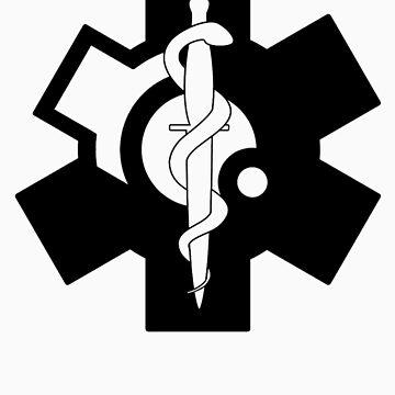 B&W Medikal Alert by DevilDogPratt