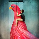 Under My Umbrella by Catrin Welz-Stein