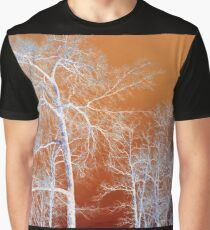 Inverted Trees Graphic T-Shirt