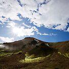 Landmannalaugar II by Natalie Broome