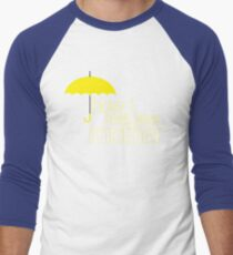 How I met your mother Men's Baseball ¾ T-Shirt