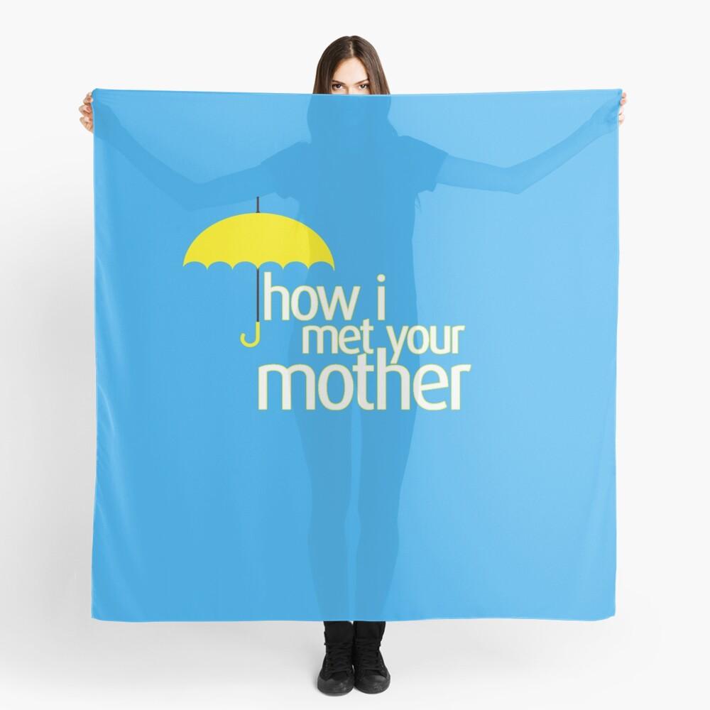 Wie ich deine Mutter traf Tuch