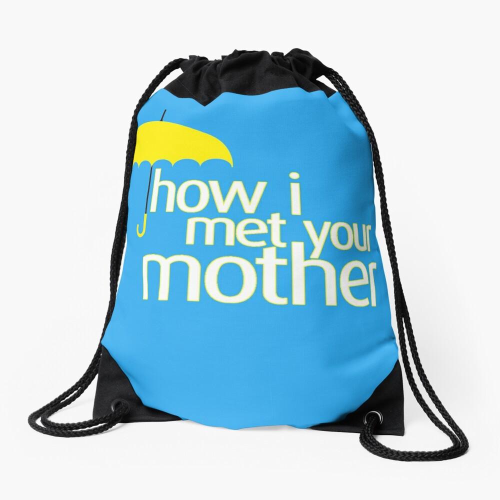 Wie ich deine Mutter traf Turnbeutel