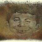 Alfred E. Neuman by David Dehner